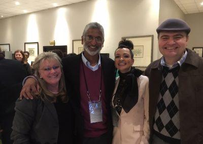 1st National Conference on Violence 2016 - Mara Glennie, Prof Seedat, Dr. Corne Davis, Dirk Meerkotter