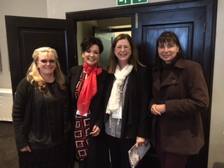 1st National Confernece on Violence 2016 - Mara, Corne, Ria and Paula