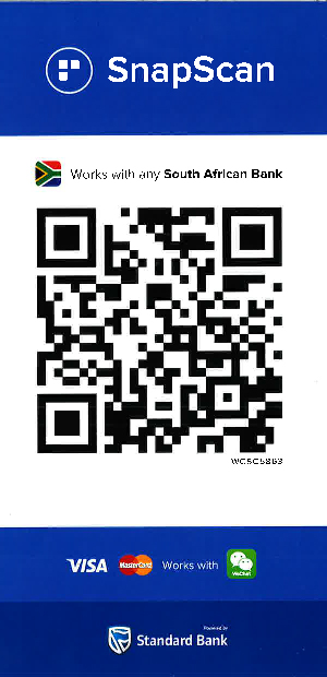 Tears Foundation SnapScan Code