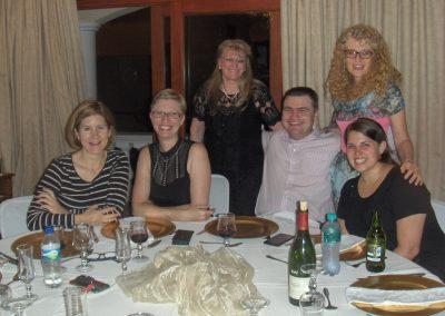 Avon Global Partnership Workshop 2016 TEARS Team